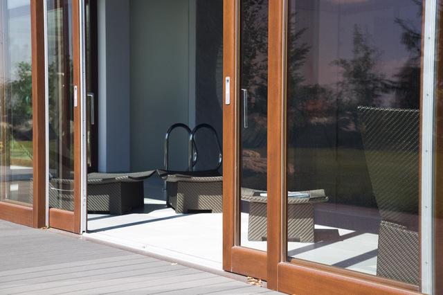 Drzwi Tarasowe Przesuwne 270240 Metamorfozy Domów